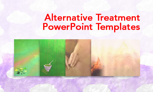 Alternative Treatment Medical PowerPoint Templates