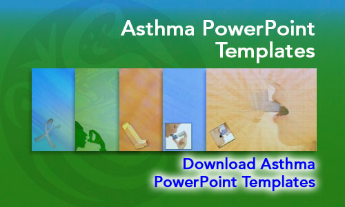 Asthma Medicine PowerPoint Templates