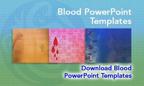 Blood Medicine PowerPoint Templates