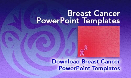 Breast Cancer Medicine PowerPoint Templates