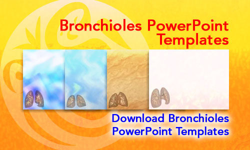 Bronchioles Medicine PowerPoint Templates