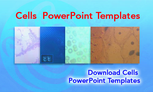 Cells Medicine PowerPoint Templates