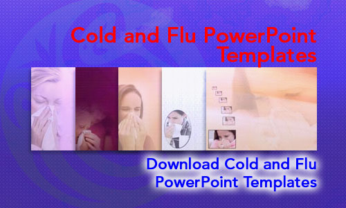 Cold and Flu Medicine PowerPoint Templates