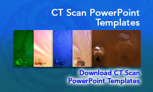 CT Scan Medicine PowerPoint Templates