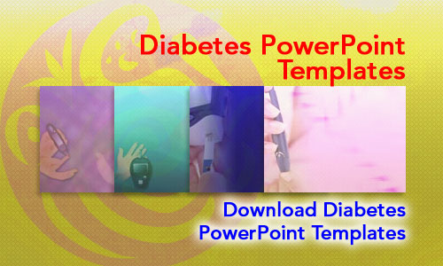 Diabetes Medicine PowerPoint Templates