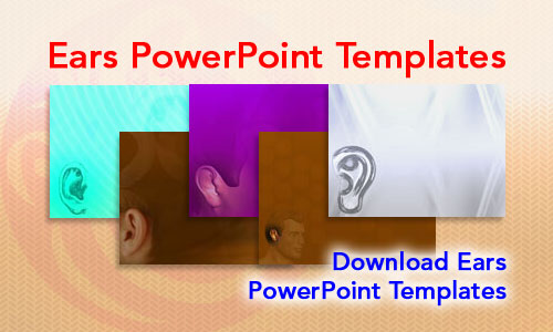 Ears Medicine PowerPoint Templates