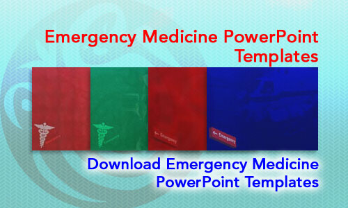 Emergency Medicine PowerPoint Templates