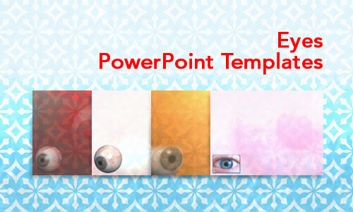 Eyes Medical PowerPoint Templates