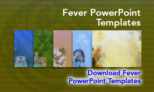 Fever Medicine PowerPoint Templates