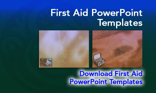 First Aid Medicine Powerpoint Templates