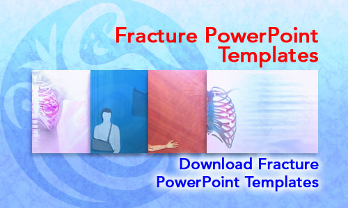 Fracture Medicine PowerPoint Templates