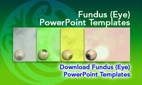Fundus (Eye) Medicine PowerPoint Templates