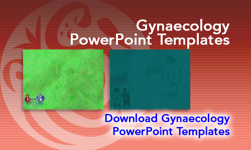 Gynaecology Medicine PowerPoint Templates