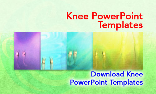 Knee Medicine PowerPoint Templates