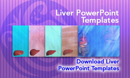 Liver Medicine PowerPoint Templates