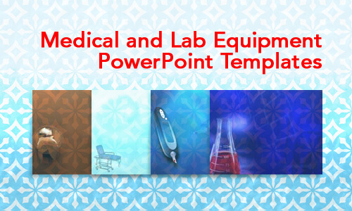 Medical and Lab Equipment Medical PowerPoint Templates