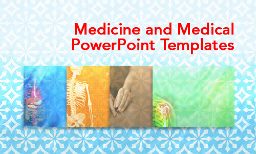 Medicine PowerPoint Template Categories
