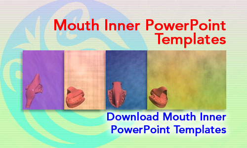 Mouth Inner Medicine PowerPoint Templates
