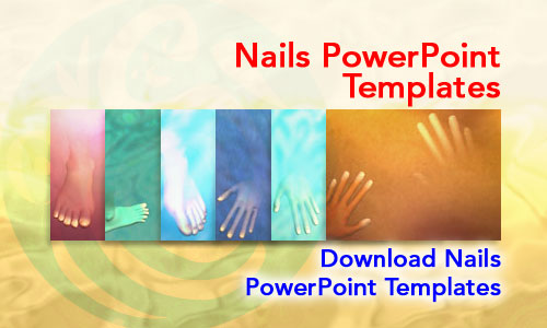 Nails Medicine PowerPoint Templates