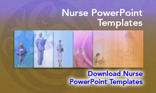 Nurse Medicine PowerPoint Templates
