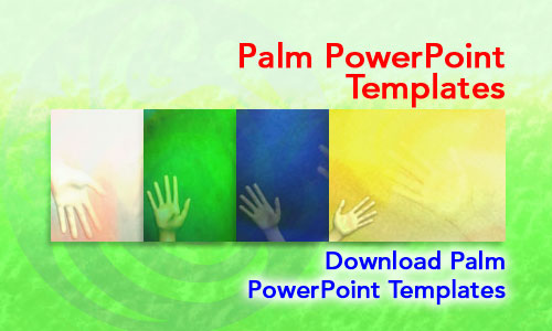 Palm Medicine PowerPoint Templates