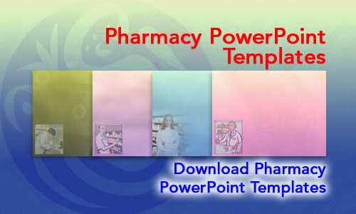 Pharmacy Medicine PowerPoint Templates