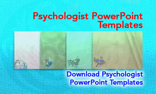 Psychologist Medicine PowerPoint Templates