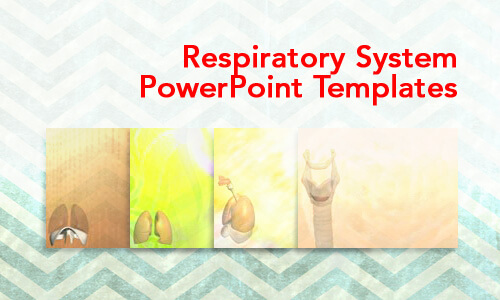 Respiratory System Medical PowerPoint Templates