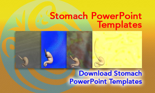 Stomach Medicine PowerPoint Templates