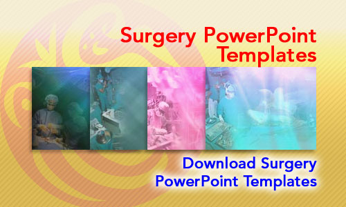 Surgery Medicine PowerPoint Templates