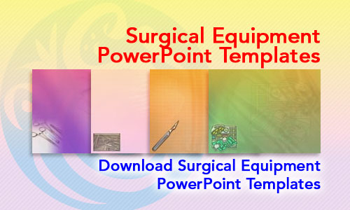 Surgical Equipment Medicine PowerPoint Templates