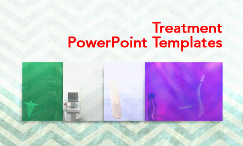 Treatment Medical PowerPoint Templates