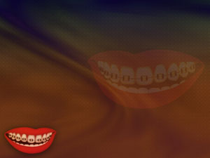 Dental Braces Medicine PowerPoint Templates