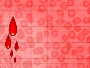 Blood (Blood Cells) Medicine PowerPoint Templates
