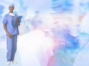 Nurse 07 Medicine PowerPoint Templates