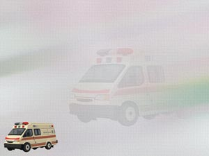 Ambulance Medicine PowerPoint Templates