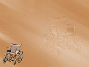 Wheelchair Medicine PowerPoint Templates
